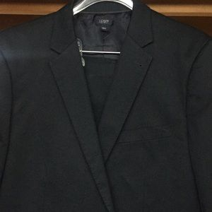 Men's navy 2 piece suit